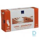 Gloves ABENA, Latex, S / М size, without powder