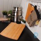 Bamboo cutting board 40 X 29 X 1.8 CM