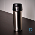 Хромированный питьевой термос
