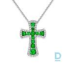Smaragdu & Dimantu krusts