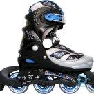 Roller Skates Action 34-37 (blue)