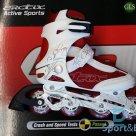 Roller skates AGILE Arсtix sport Cherry 40-size