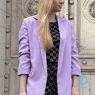 Pārdod Sieviešu violeta žakete, Rinascimento