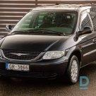 For sale Chrysler Voyager