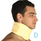 Medical fixator (orthosis) for the cervical spine, solid