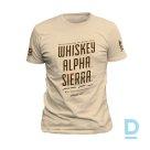 Warrior uzbrukumu sistēmas WHISKEY ALPHA SIERRA T-krekls