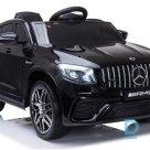For sale Children's electric car - Mercedes GLC63S (Black)