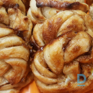For sale Buns with cinnamon 80 g