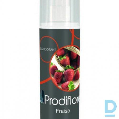 Gaisa atsvaidzinātāji Prodifa  gaisa atsvaidzinātājs Vanilla/Grapefruit/Orchid/Floral/Raspberry/Strawberry/Soft fruits 250 ml