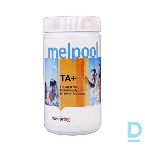 Baseinu ķīmija Intex Melpool TA+ 1 L