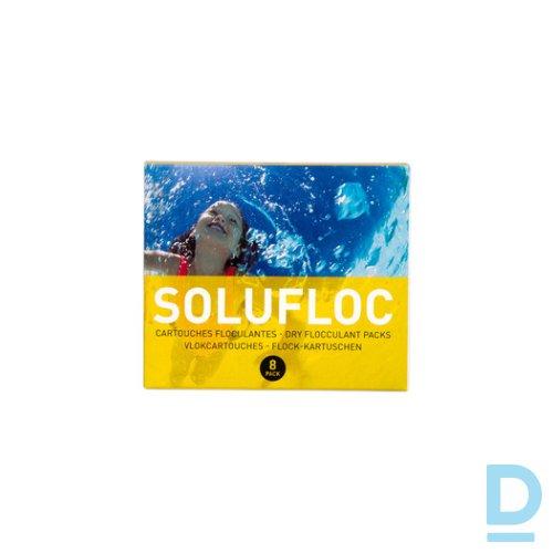 Baseinu ķīmija Intex Melpool SOLUFLOC (baseina ūdens dzidrinātājs) 1 gab.