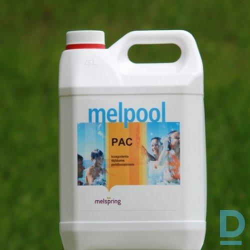 Baseinu ķīmija Intex Melpool PAC (koagulants) 5 L