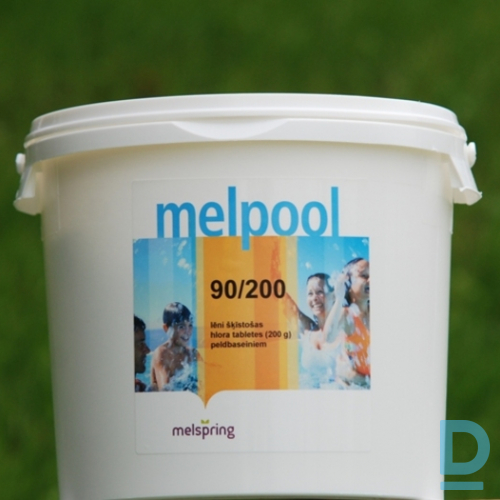 Baseinu ķīmija Intex Melpool 90/200 5 kg